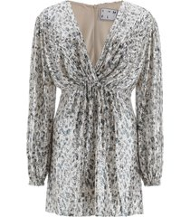 in the mood for love ming mini dress