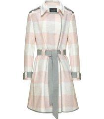 abrigo rosa perramus amalfi