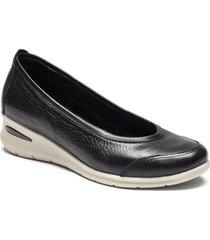 zapato negro albany