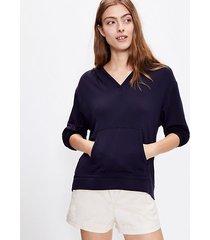 loft lou & grey signature softblend hoodie