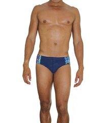bañador combinado aranzazu lifeguard azul