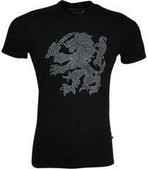 ferlucci koningsdag t-shirt - leeuw strass stenen