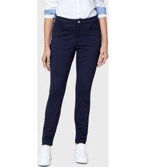 jeans nautica azul - calce ajustado