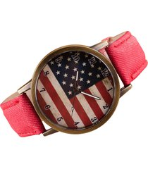 reloj rosa re-31003