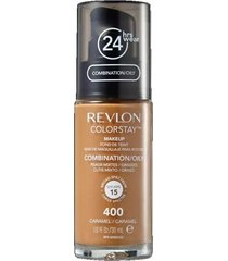 base líquida 30ml revlon colorstay pele mista e oleosa caramel