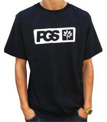 camiseta progress- pgs - black