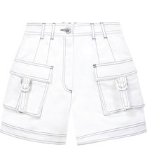 balmain paris shorts
