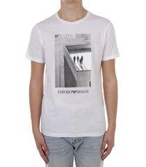t-shirt korte mouw armani 3k1t6s 1jq4z