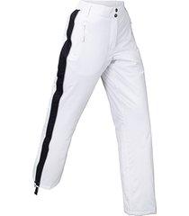 pantaloni termici imbottiti (bianco) - bpc bonprix collection