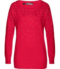 pullover lungo (rosso) - bpc selection