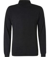 no excess pullover turtleneck night