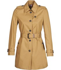 trenchcoat tommy hilfiger single breasted trench