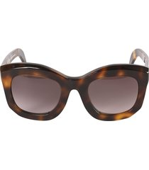 classic cat-eye frame sunglasses