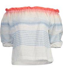 biftu off shoulder blouse