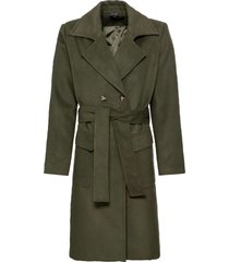 cappotto doppiopetto (verde) - bodyflirt