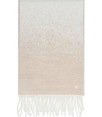 calvin klein cozy ombre woven muffler scarf