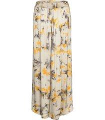 noelle lång kjol vit rabens sal r