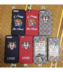 fashion style 2017 gu case cover for apple iphone6/6s iphone6/6s plus