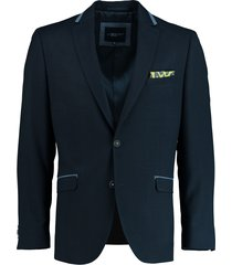 bos bright blue d7,5 granite jacket 201037gr39bo/290 navy