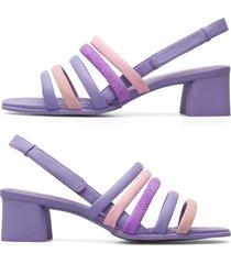 camper twins, sandali donna, viola/rosa, misura 41 (eu), k201024-001