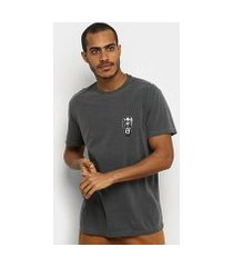 camiseta reserva moto masculina