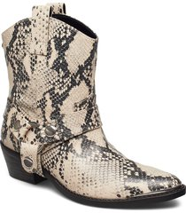 gallow bootie shoes boots ankle boots ankle boots with heel beige steve madden