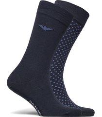 socks underwear socks regular socks blå emporio armani