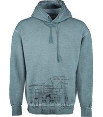 a-cold-wall printed cotton sweatshirt