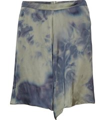 isadora kort kjol blå rabens sal r