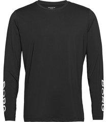 ls tee borg borg t-shirts long-sleeved svart björn borg
