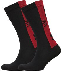 levis 168sf regular cut levis tab 2 underwear socks regular socks svart levi´s
