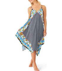 women's tommy bahama sun lilies scarf sundress