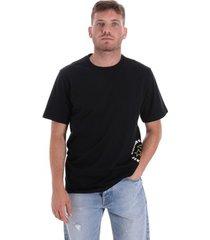 t-shirt korte mouw converse 10018872-a03