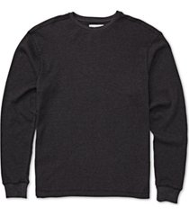 billabong men's essential thermal sweatshirt
