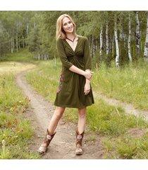 climbing vine dress