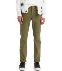 levi's men's 511 slim-fit commuter jeans