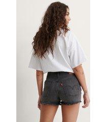 levi's 501-shorts - grey
