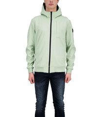 airforce softshell jacket spray groen