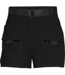 enspartacus shorts 6735 shorts flowy shorts/casual shorts svart envii