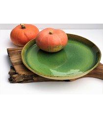 patera ceramiczna talerz dekoracyjny taca