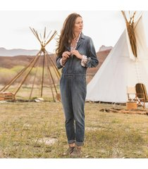 driftwood jeans boom town jumpsuit
