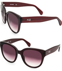 ava 54mm cat eye sunglasses