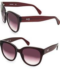 ava 54mm cat eye sunglasses