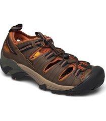 ke arroyo ii m blk olive-bombay br shoes summer shoes sandals grön keen