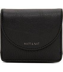 matt & nat farre wallet, black