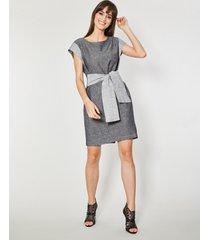 sukienka belas grey