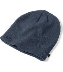 gorro oakley fine knit beanie masculina