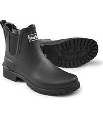 barbour wilton wellington low-top boots