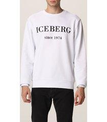 iceberg sweatshirt sweatshirt men iceberg