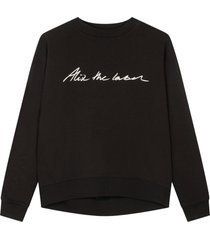 alix the label sweater